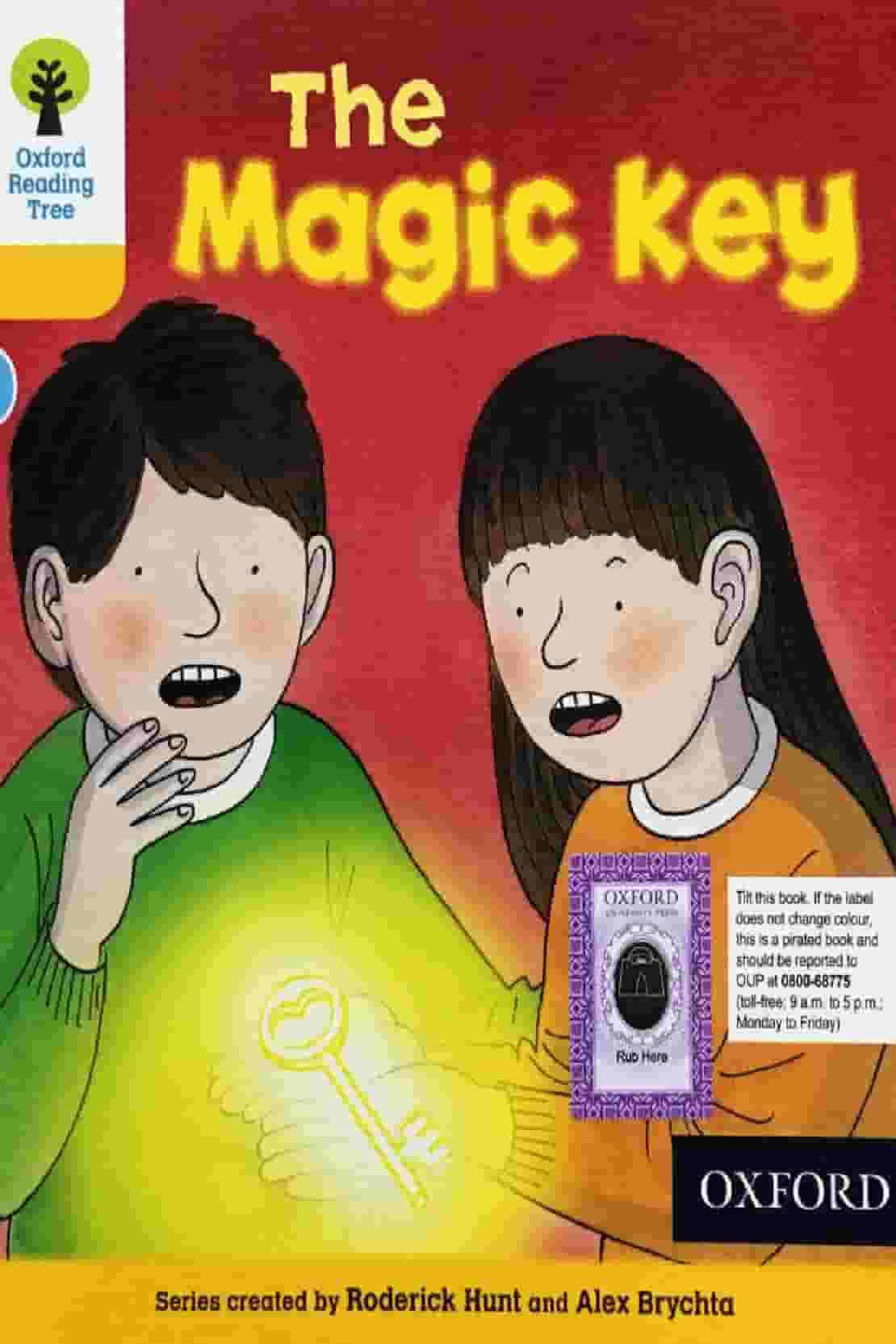 THE MAGIC KEY ORT STAGE 5 BOOK