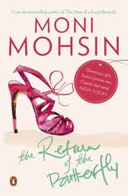 THE RETURN OF THE BUTTERFLY By Moni Mohsin