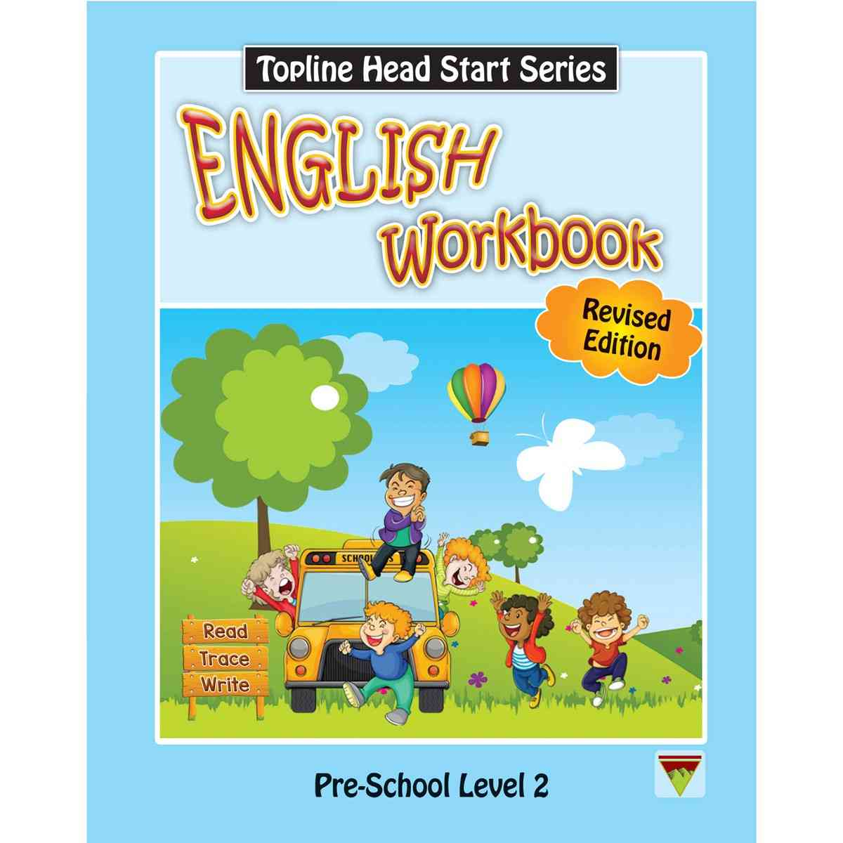 TOP LINE PUBLISHERS Head Start English Workbook Level 2