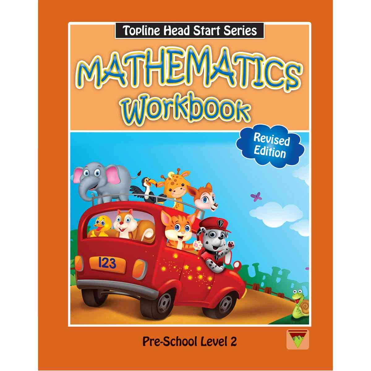 TOP LINE PUBLISHERS Head Start Mathematics Workbook Level 2