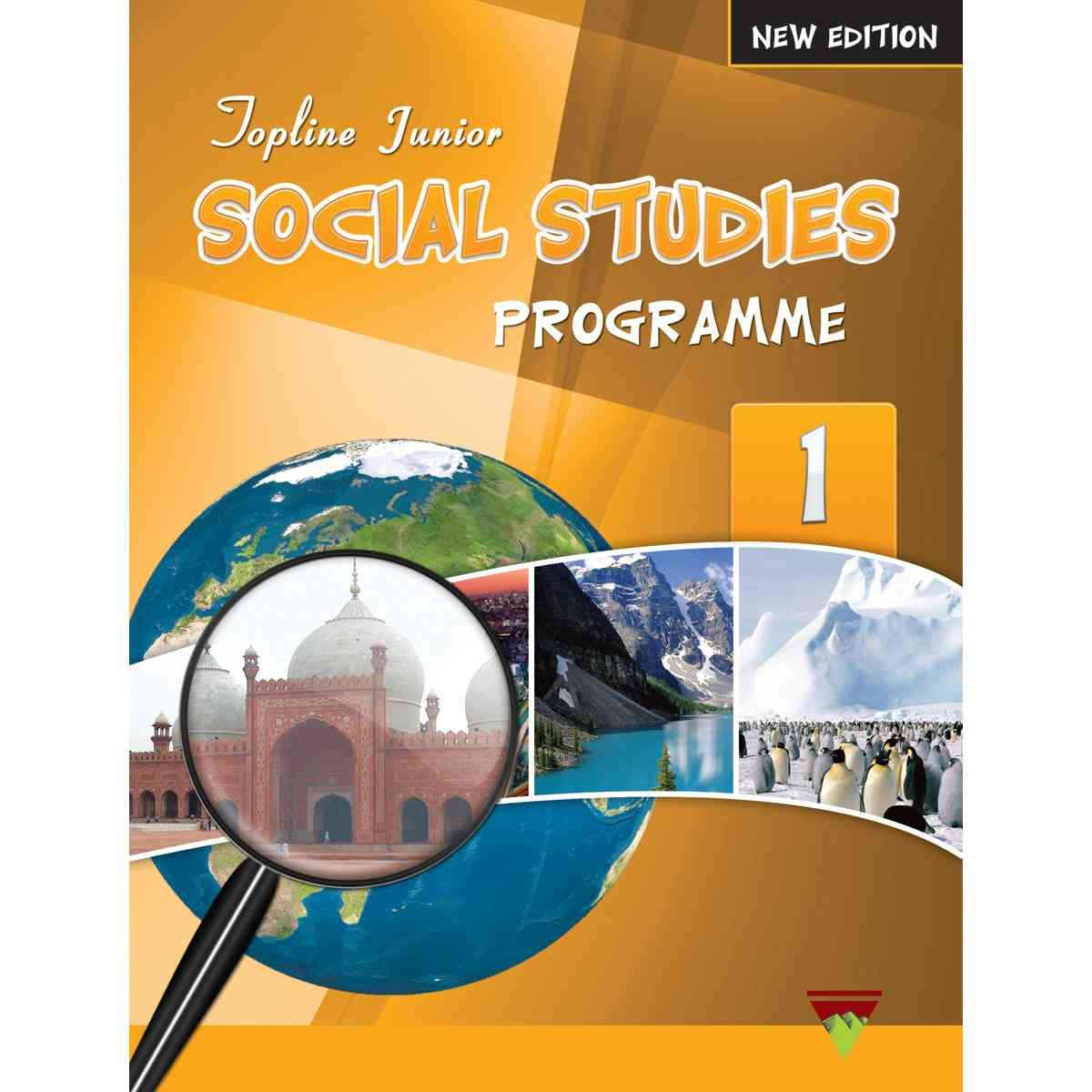 TOP LINE PUBLISHERS Junior Social Studies Book 1