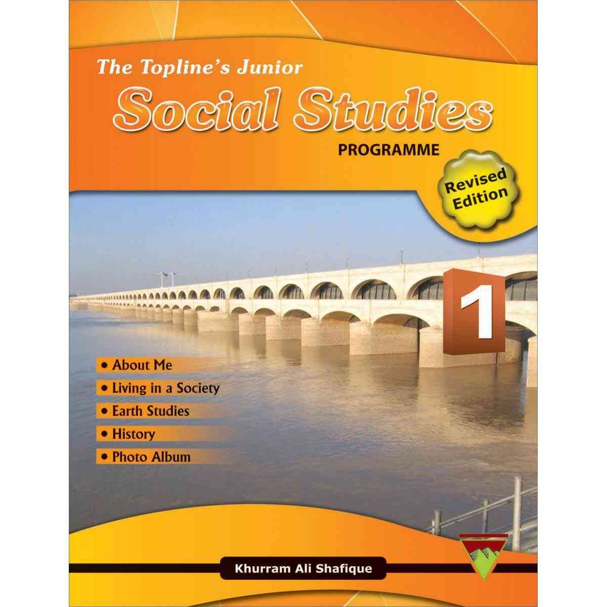 TOP LINE PUBLISHERS Junior Social Studies Book 1 Revised