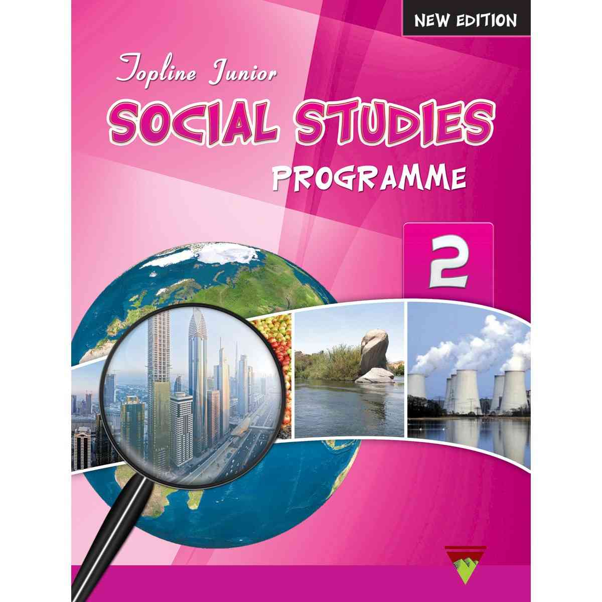 TOP LINE PUBLISHERS Junior Social Studies Book 2
