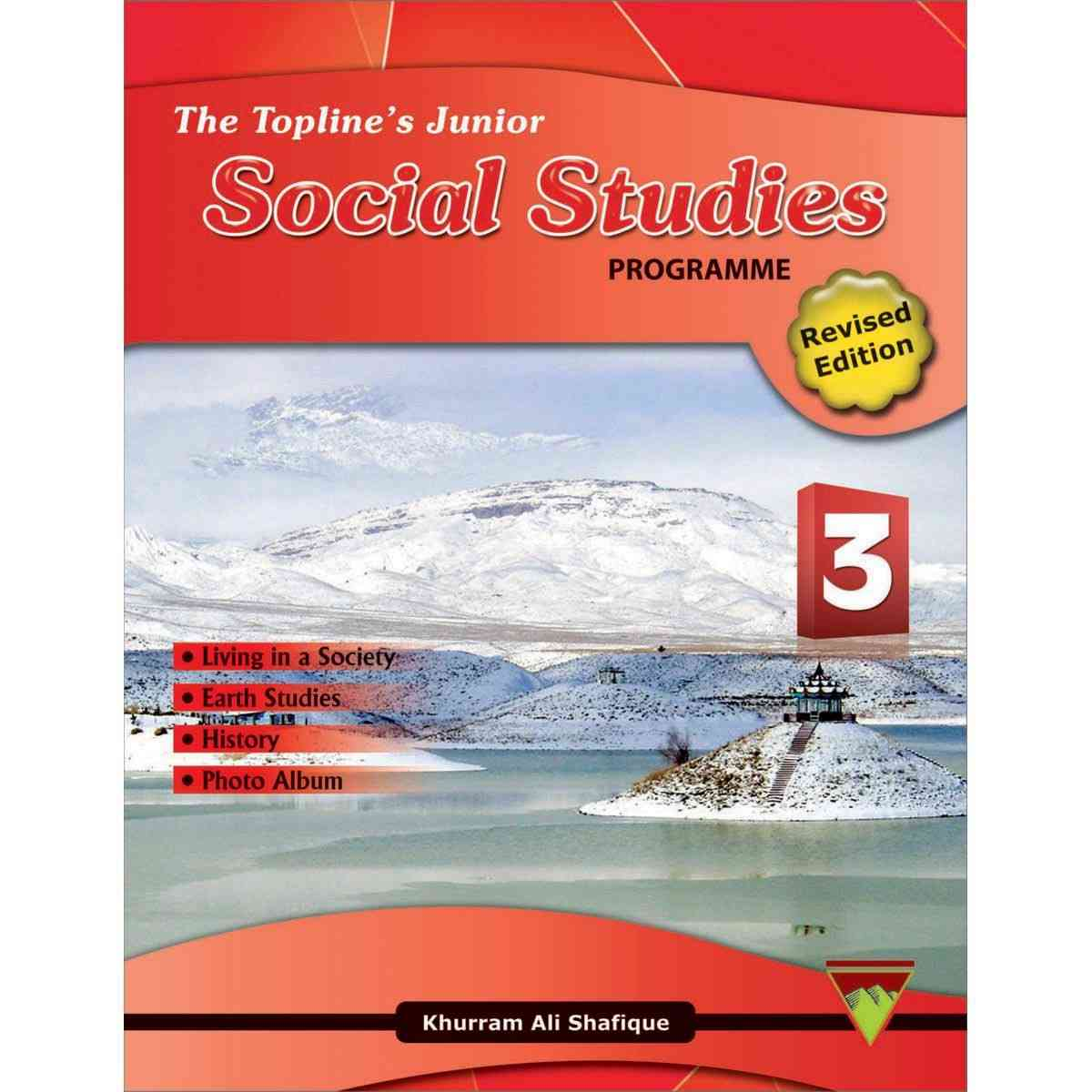 TOP LINE PUBLISHERS Junior Social Studies Book 3 Revised