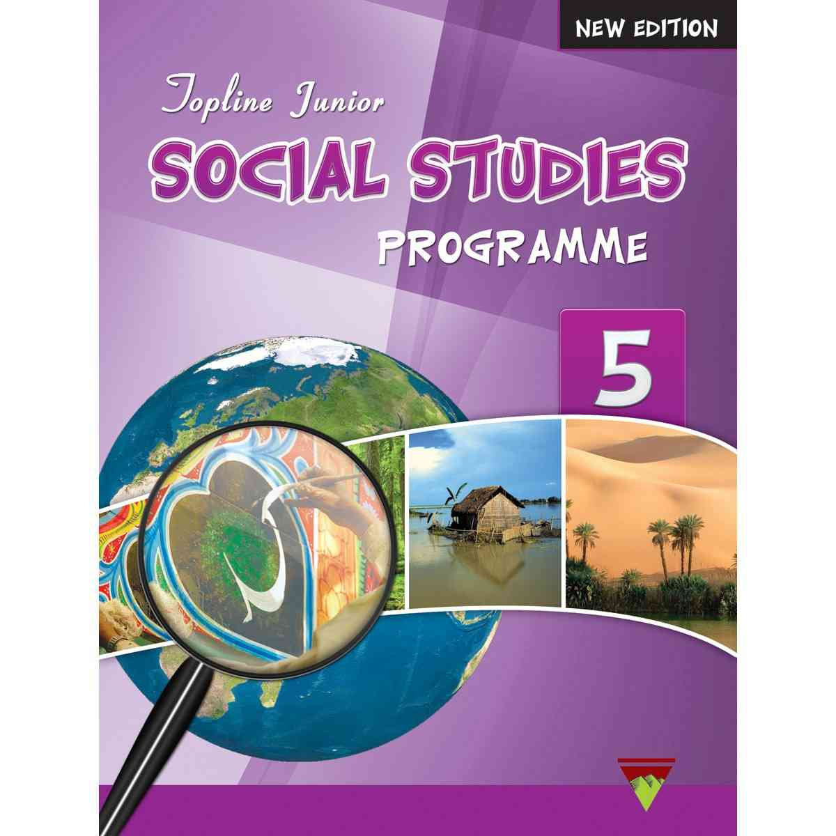 TOP LINE PUBLISHERS Junior Social Studies Book 5