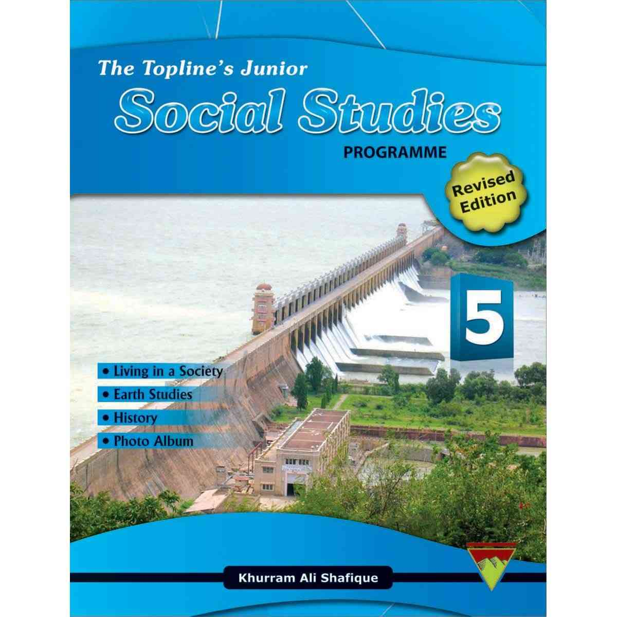 TOP LINE PUBLISHERS Junior Social Studies Book 5 Revised
