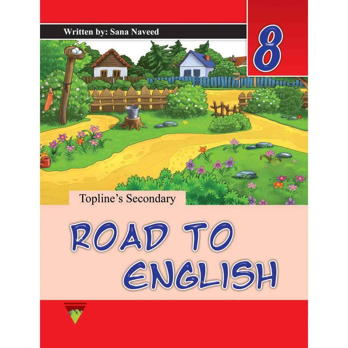 TOP LINE PUBLISHERS Road To English 8