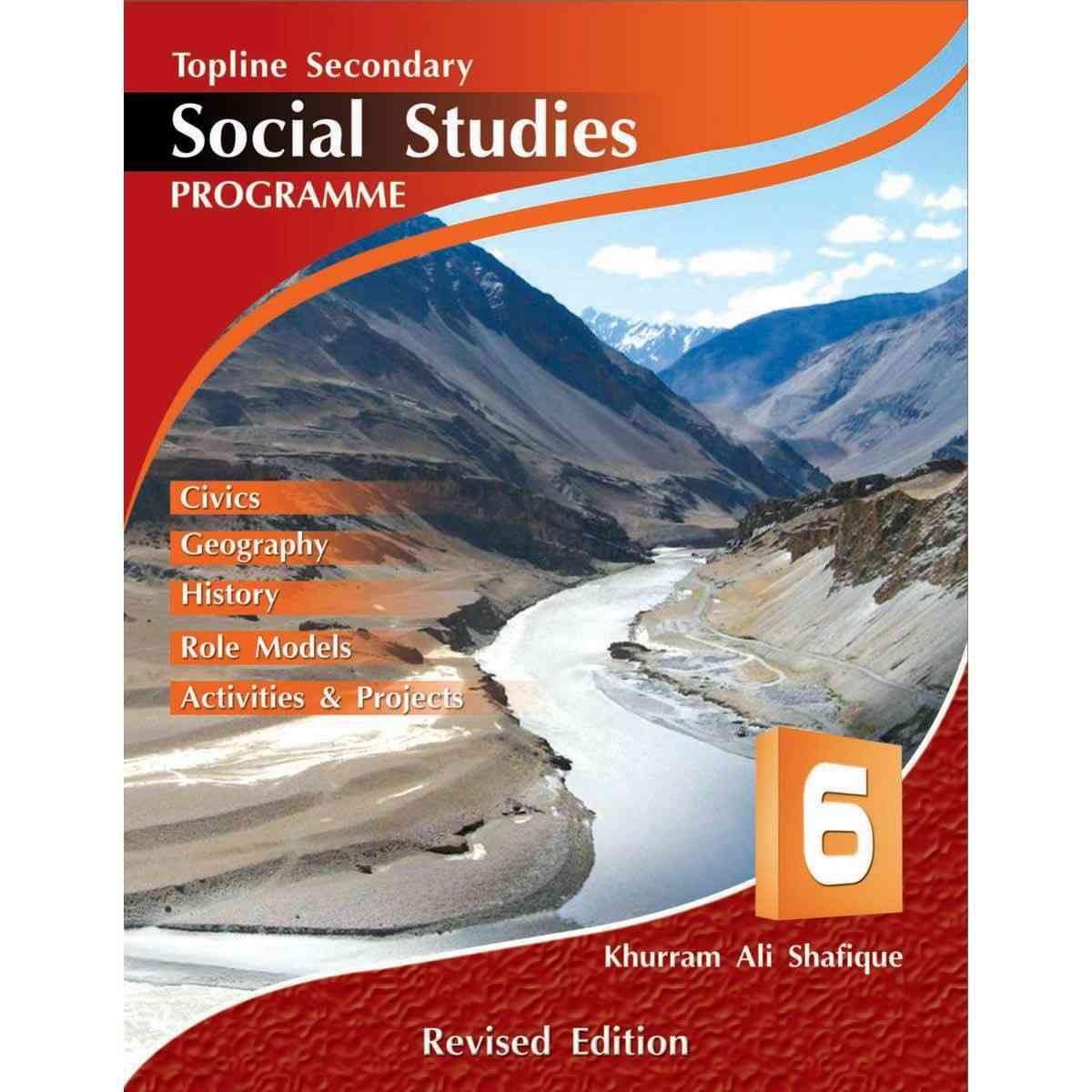 TOP LINE PUBLISHERS Senior Social Studies Book 6 Revised
