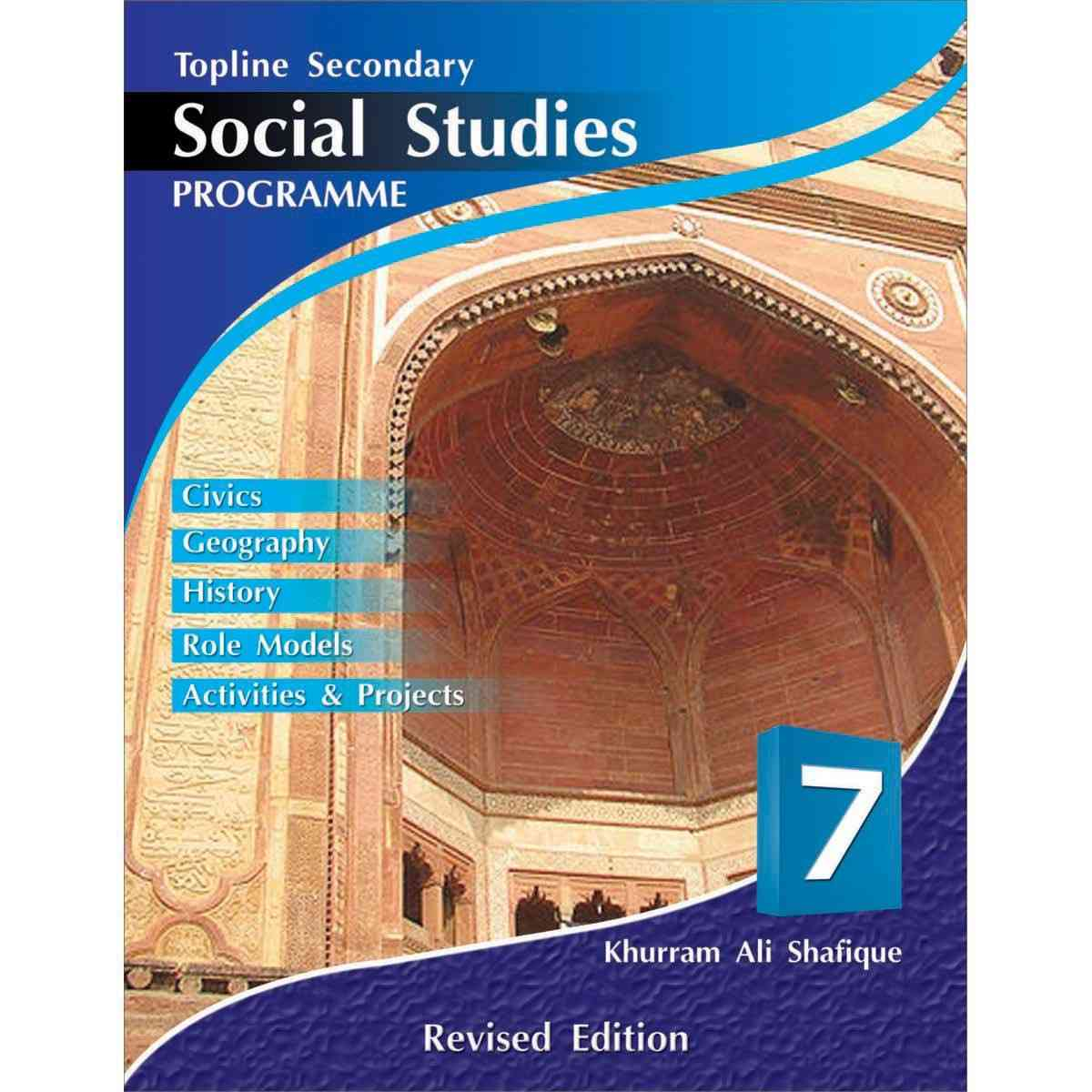 TOP LINE PUBLISHERS Senior Social Studies Book 7 Revised