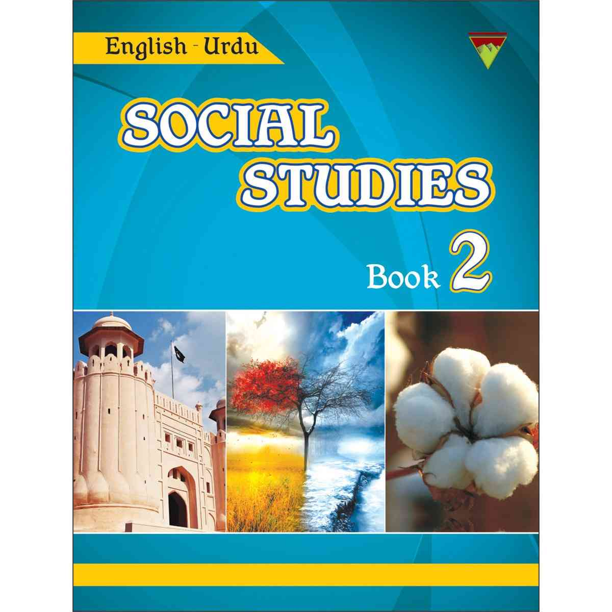 TOP LINE PUBLISHERS Social Studies Book 2 EngUrdu