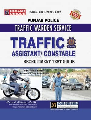 TRAFFIC ASSISTANT CONSTABLE RECRUITMENT GUIDE By Dogars