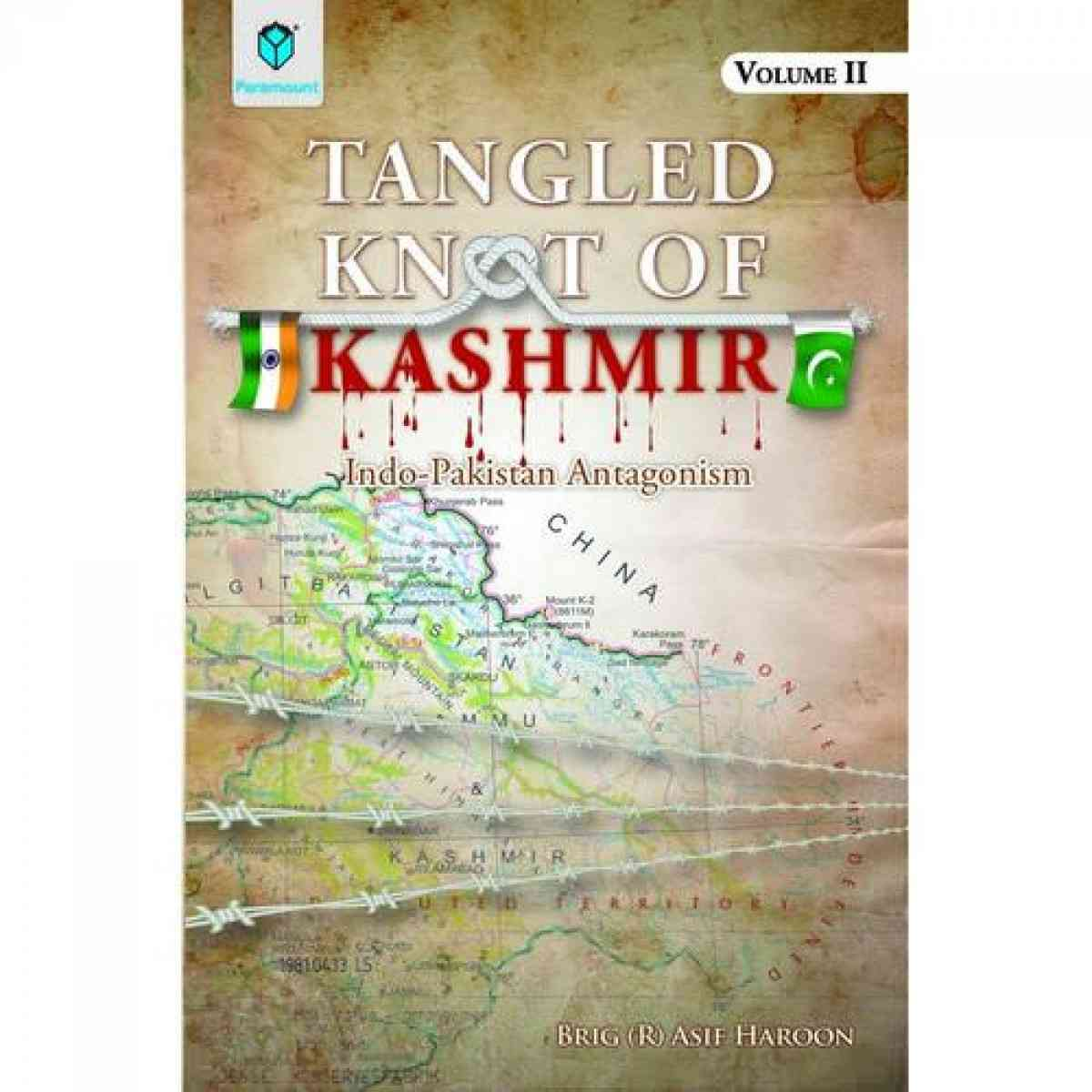 Tangled Knot Of Kashmir Volume II 2014