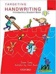 Targeting Handwriting Student Book Intro