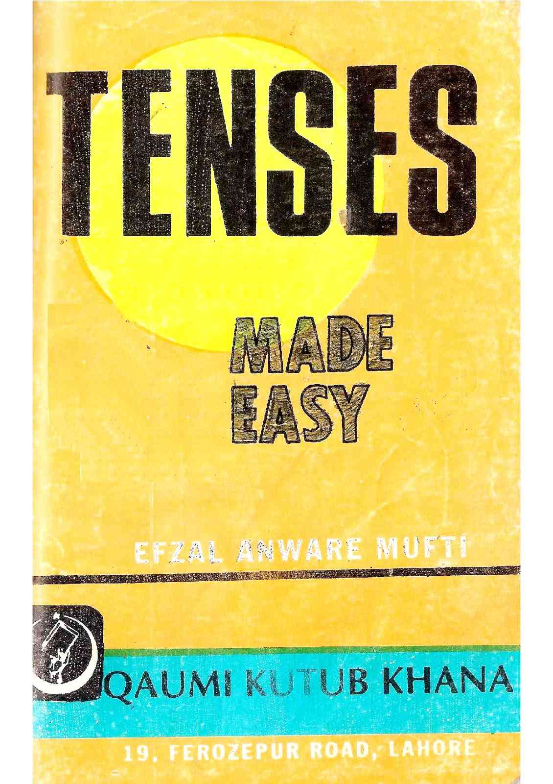 Tenses Made Easy