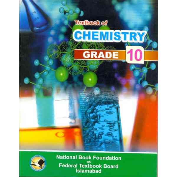 Textbook Of Chemistr