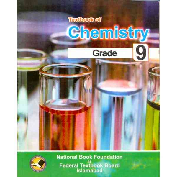Textbook Of Chemistry 9th  NBF  For 9th
