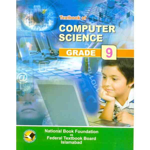 Textbook Of Computer Science For 9th NBF