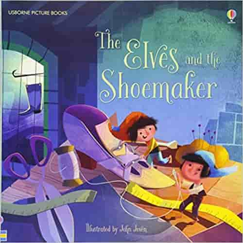 The Elves And The Shoemaker Picture Books First Reading Series 4 By Rob Lloyd Jones