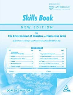 The Environment Of Pakistan Skills Book