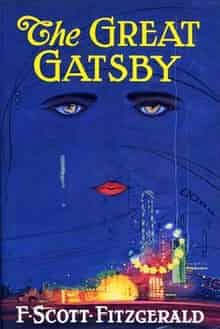 The Great Gatsby Novel By F Scott Fitzgerald