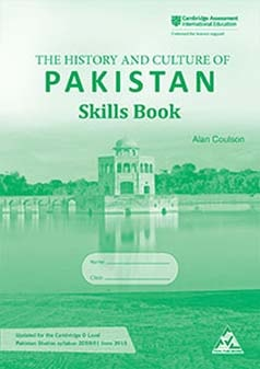 The History And Culture Of Pakistan Skills Book
