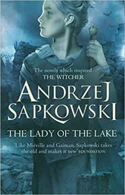 The Lady Of The Lake The Witcher Book 5 By Andrzej Sapkowski
