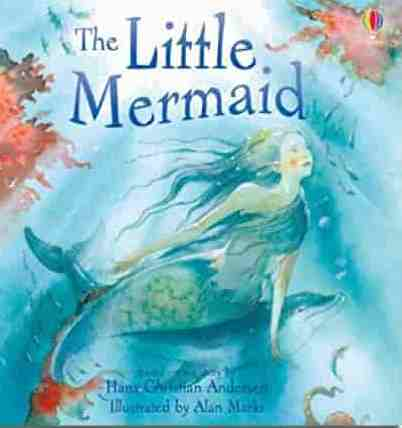 The Little Mermaid Usborne Picture Books Padded Hardbacks By Alan Marks