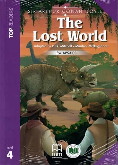 The Lost World Level 4