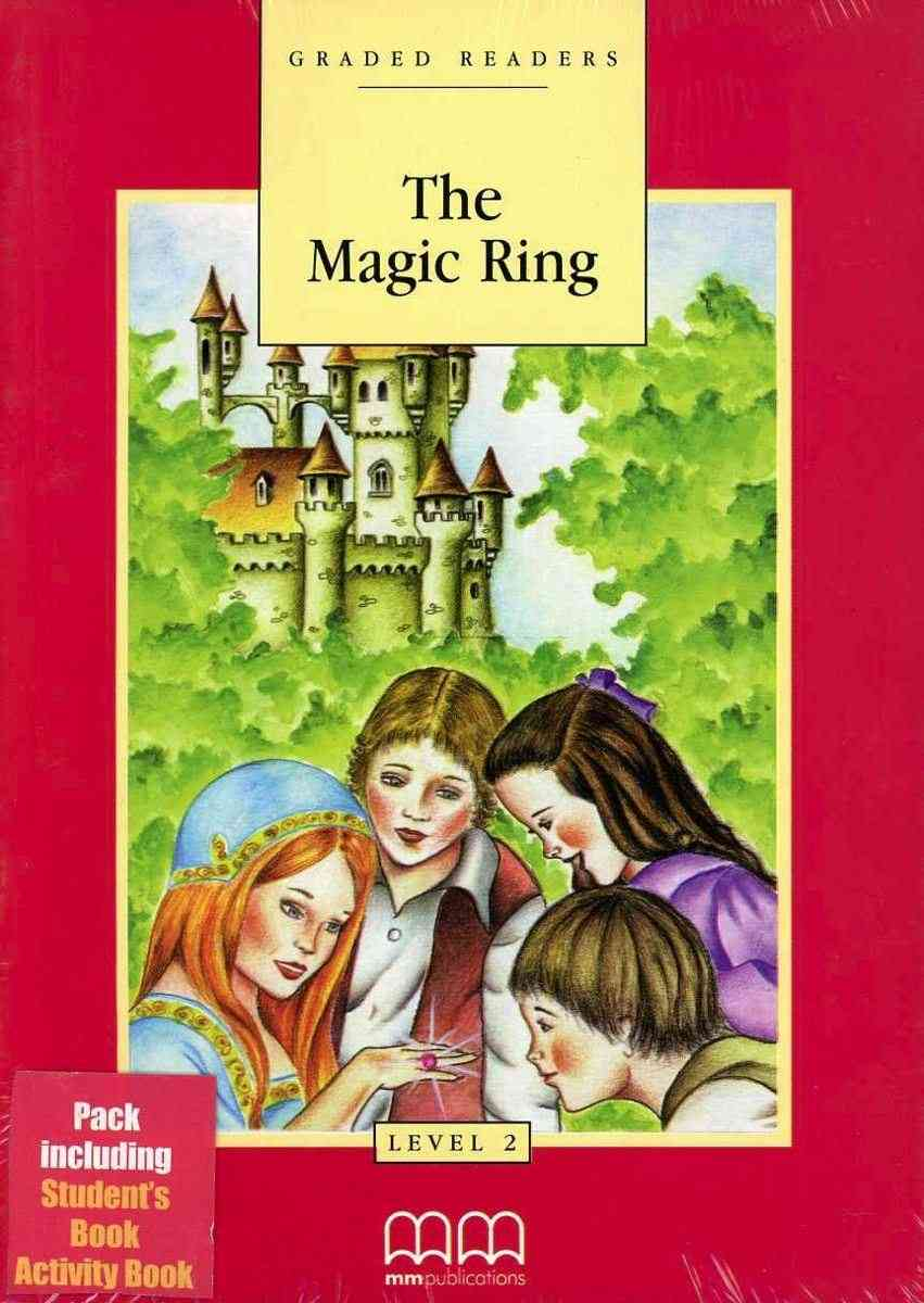 The Magic Ring Activity Book