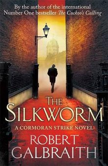 The Silkworm Novel By J K Rowling