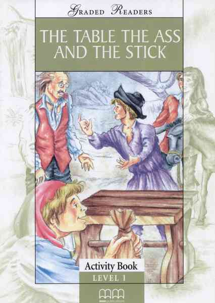 The Table, The Ass And The Stick Activity Book