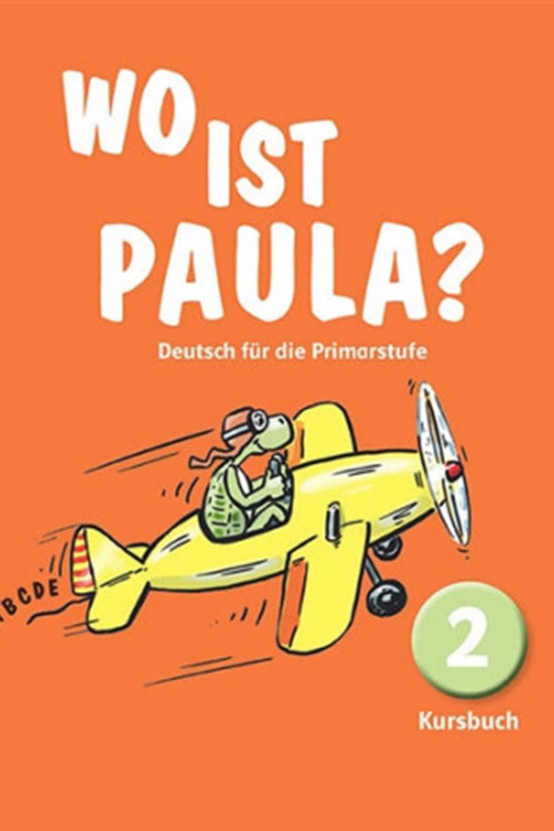 WO IST PAULA? BOOK 2 GERMAN BOOK