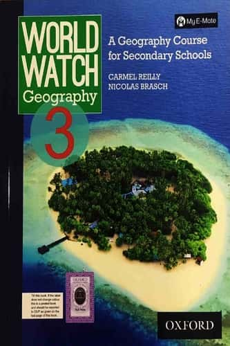 WORLD WATCH GEOGRAPHY 3