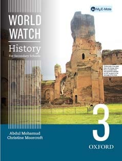 WORLD WATCH HISTORY BOOK 3