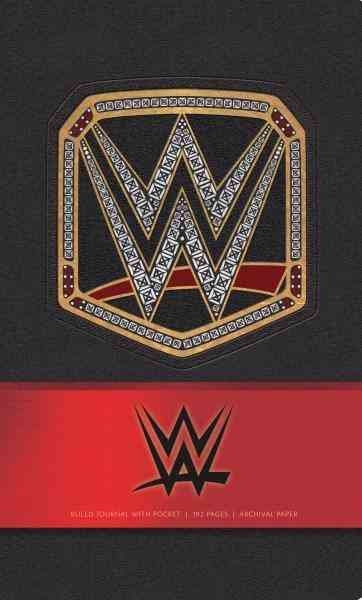 WWE Hardcover Ruled Journal : Insights Journals