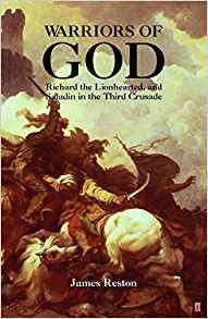 Warriors Of God By James Reston Jr