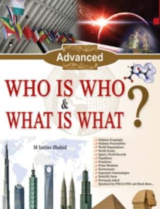 Who Is Who And What Is What By Imtiaz Shahid