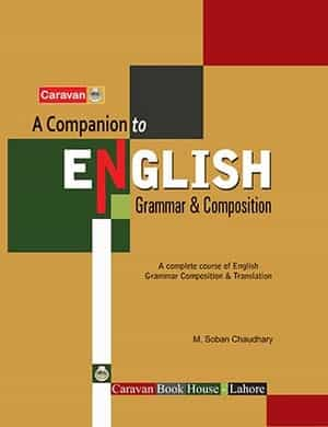A Companion To Engli