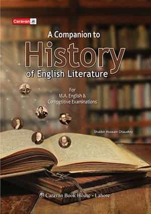A Companion To History Of English Literature