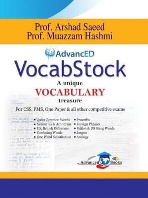 Advanced VocabStock A Unique Vocabulary Treasure