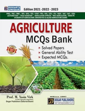 AGRICULTURE MCQs BANK