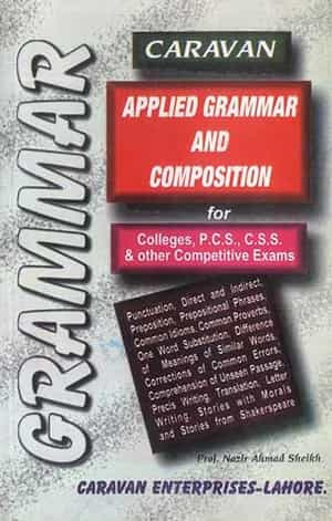 Applied Grammar And Composition