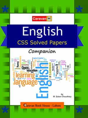English CSS Solved Papers