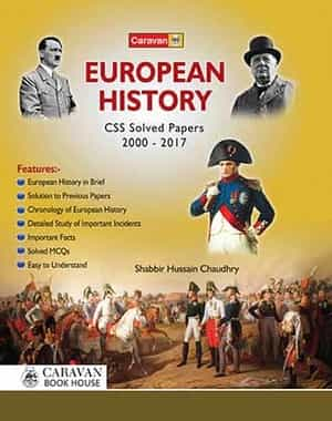 European History CSS Solved Paper