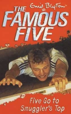 Five Go To Smugglers Top The FAMOUS FIVE NO 4