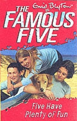 Five Have Plenty Of Fun The FAMOUS FIVE NO 14
