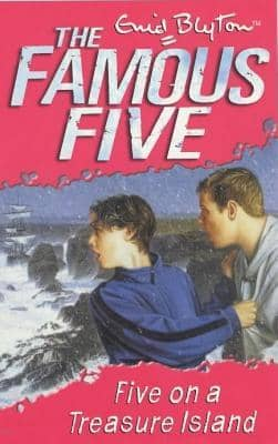 Five On A Treasure Island The Famous Five No 1