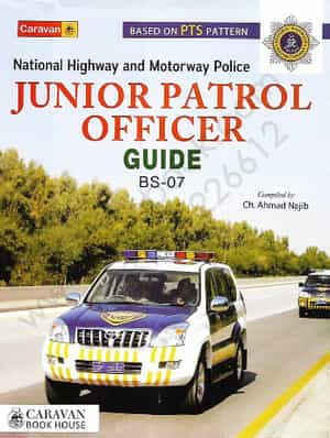 Junior Patrol Officer Guide