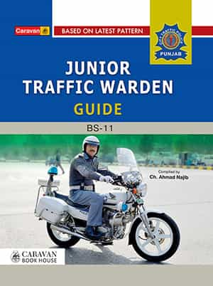 Junior Traffic Warden Guide Caravan Books