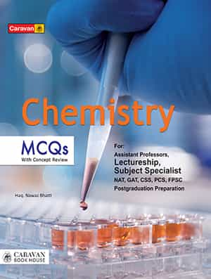Lectureship And Subject Specialist Chemistry MCQS